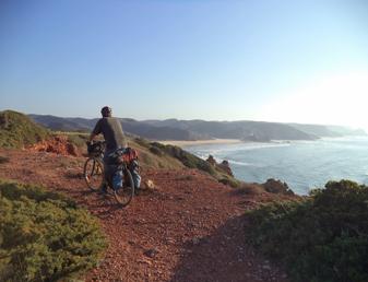 Odeceixe cliffs