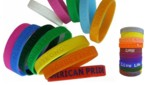 Ver Mais :: Brindes PULSEIRA SILICONE - BR2024