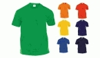 Ver Mais :: Brindes T-SHIRT ECONMICA DE COR - MK4197