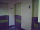 """<b>Empreitada:</b> """"Obra de Beneficiação e Pintura do Serviço de Lesões Vértebro-Medulares - Ala Poente""""<br><b>Duração:</b> 20 dias (2009) </br><b>Tipo de empreitada: </b> Edifício Hospitalar – Remodelação/Reabilitação"""