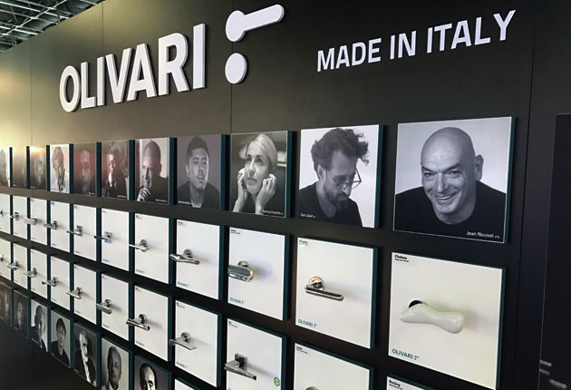 Catálogo Olivari