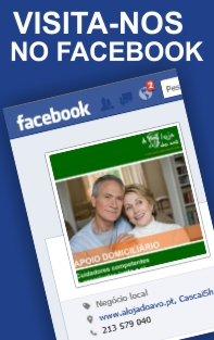 Visita-nos no Facebook