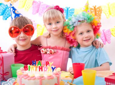 Animação de Festas de Aniversário para todas as idades