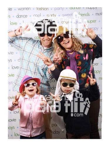 Fotoparty Famílias - Animação fotográfica em festas familiares