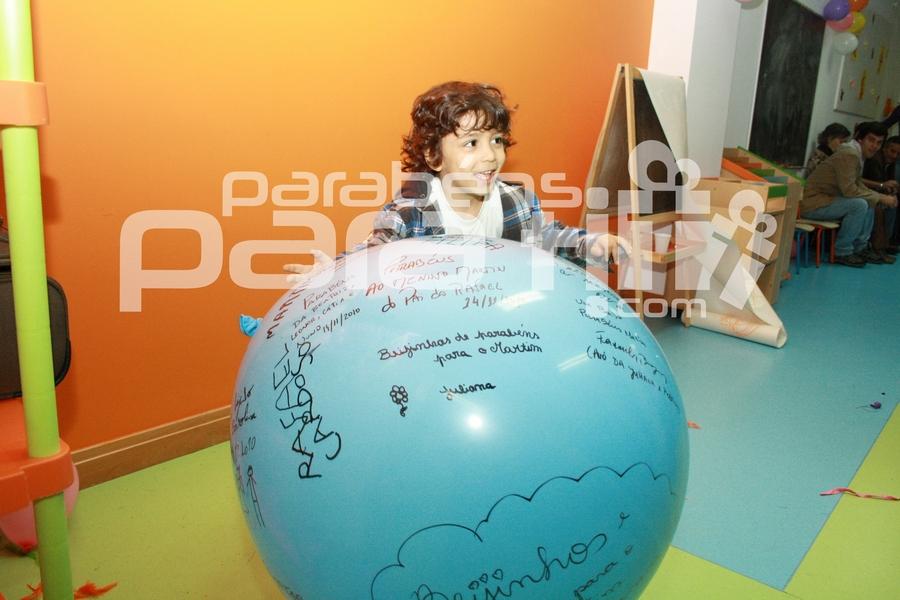 Animações Infantis com Balões Gigantes