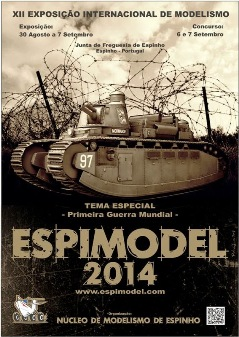 Trofeu-Shop na Espimodel 2014